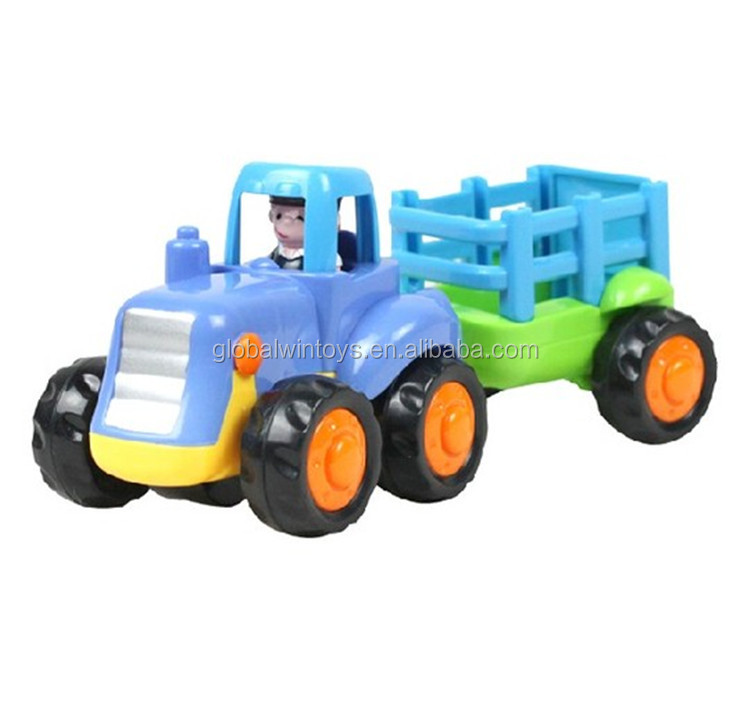 HUILE 326 4/set project car toy mini engineering truck for kids gift super