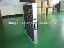folding solar panel kit price with mono cells 140w
