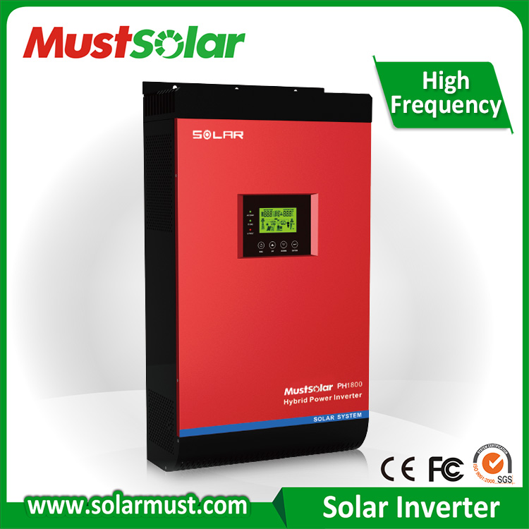 Best Sale Lower Price DC Convert to AC Inverter Power Input Voltage 230VAC Solar Inverter