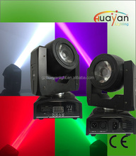 mini led disco lights dmx rgbw 60w beam new led moving head