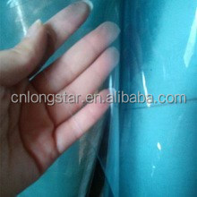 Soft Clear PVC film/ Plastic Film Sheet Roll