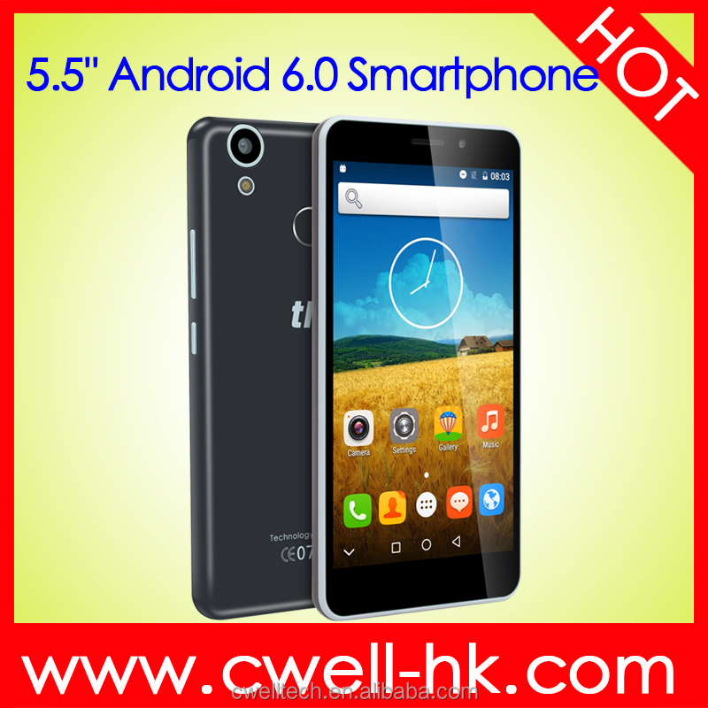 New arrival 5.5 inch 1GB RAM 8GB ROM Android 6.0 Quad core Very cheap 4g mobile phone