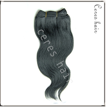 100% Indian virgin hair extension 2pcs per bundle 90g per bundle virgin indian hair weft at cheaptest price