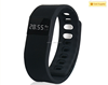 silicon bluetooth drinking alarm calorie pedometer watch with wristband