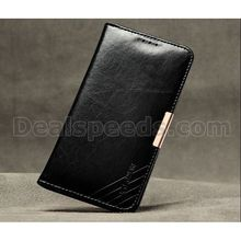 KLD Royal II Series Leather Wallet Case for Samsung Galaxy S6 G920
