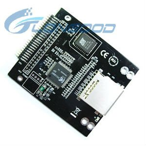 SD Card Adapter with 44-Pin Male IDE