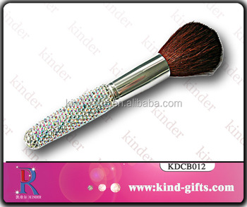 Top Quality Highest Quality Bling Cosmetic Makeup Brushes for Artist