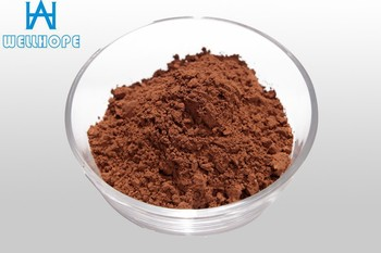 FE2O3 AS BROWN PIGMENT 510