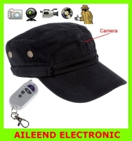 2 Million Pixels Multi-function Cap Hidden Video Recorder Hidden spy camera with Music Player and Bluetooth