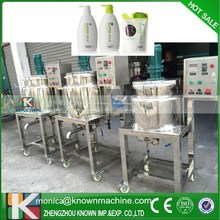 300L detergent liquid soap making machine/shampoo mixer tank lotion mixer