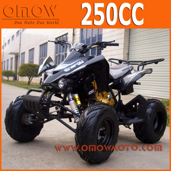 250cc Off Road Quad