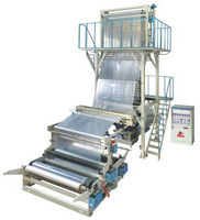 Contemporary new products zipper bag plastic film blowing machine