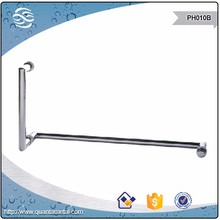multi function bathroom towel rack towel bar door handle