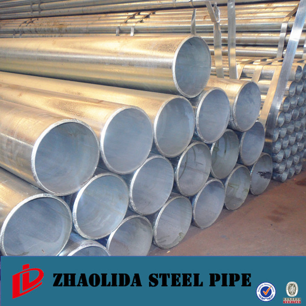 china cheap construction material ! hot sell erw welding galvanized pipe gi conduit rsc electrical galvanized pipe
