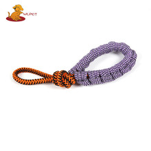 Pet Products Dog Cat Cotton Rope Interactive Rope Toy