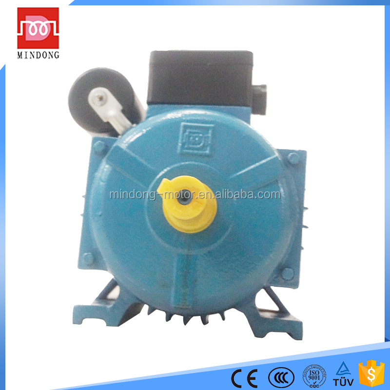 Reasonable design heavy duty singl phase electric motor generator india price