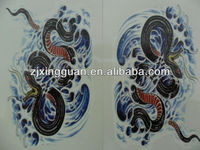 Hot sale artificial tattoo sleeves with high quality