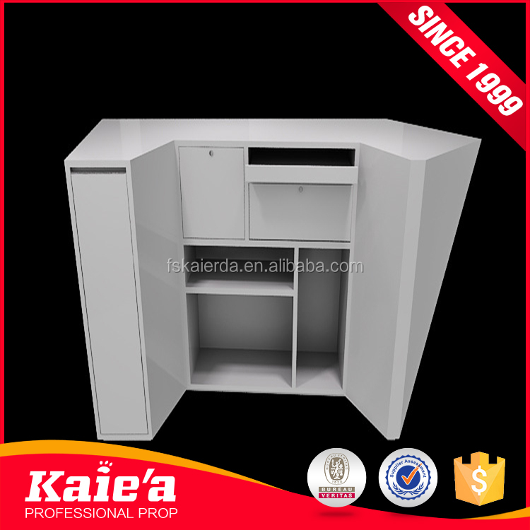 Hot sales modern desks cashier counter counter reception modern designs