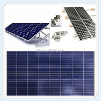 Poly silicon cheap price factory outlets 250w solar panel