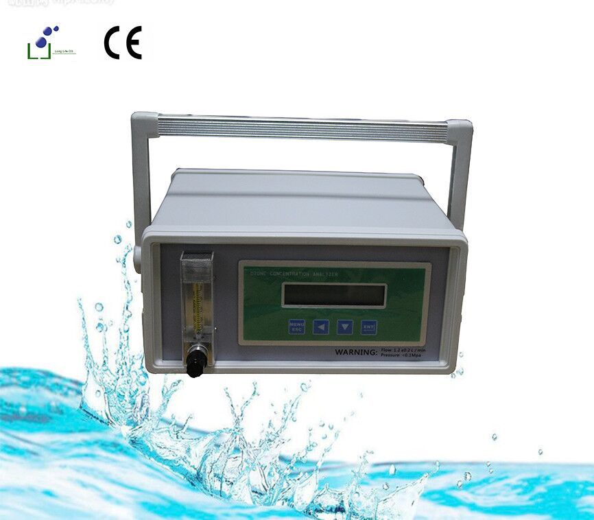 LF-UVO3-600 high accuracy ozone measurement /ozone concentration detector /ozone concentration analyzer