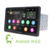 10.1 Inch 2GB RAM Double Din Touch Screen Smart 6.0 Android System Car Stereo With Bluetooth 4G Wifi