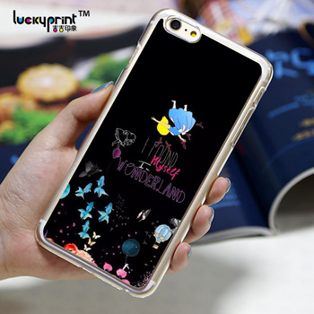 Welcome to worldland Alice phone case for iphone 4