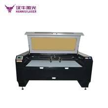 CO2 1610 die board wood engraving laser cutting machine