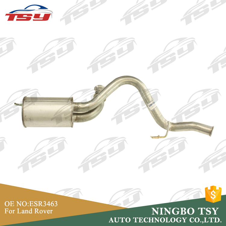 High Quality OE ESR3463 Rear Exhaust Silencer For Land Rover