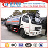 New truck 4x4 6000L fuel tank truck with diesel engine