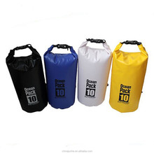 High quality 10L cylinder waterproof diving dry bag