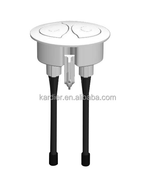 ideal standard chrome argent double moiti chasse d 39 eau loo wc push tiges boutons boutons id de. Black Bedroom Furniture Sets. Home Design Ideas