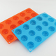 personalized custom silicone ice cube tray