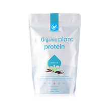 Lifeworth organic pea protein powder wholesale with berry flavor