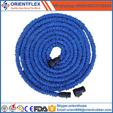 flexible extendible hose with brass fittings
