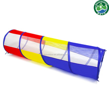 children outdoor indoor kid instant open breathable mesh for baby toy pop up folding play tunnel