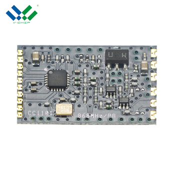 High Power Distance SPI Communication 433MHz Wireless CC1101 RF Module Dual power supply