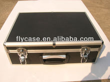 2014 Aluminum tool case ,two sides handle and locks,for carry tools size 530*230*190mm,Aluminum box for storage