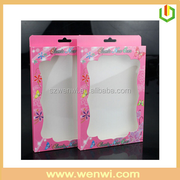 Custom design tablet pc case packaging
