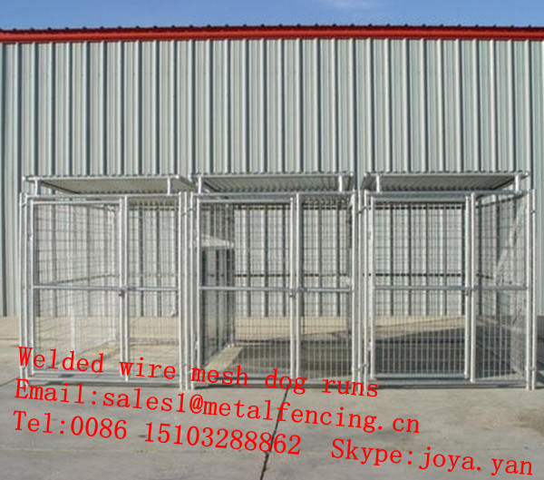 Solid animals playing cages playground used large dog runs round tube frame dog runs welded wire mesh dog runs