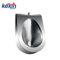 Special Hot Selling Stainless Steel Urinal (SS Wall-Hung Urinal, SS Urinal)