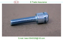 Coustomed aluminium screw caps in Dongguan