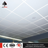 Noble quality outdoor ceiling panel ceiling tiles standard size