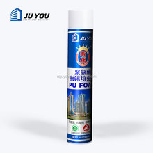 750ml construction adhesive PU Foam for building