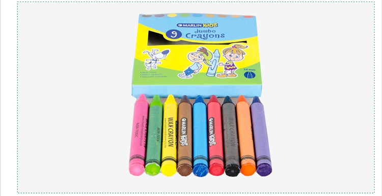 Qualified WAX Crayon
