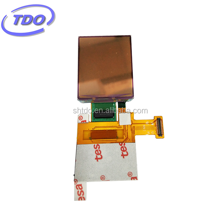 small flexible amoled module 1.41inch oled display 320*360 with MIPI