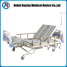 china supplier medical equipment turn-over assisting function hospital bed prices