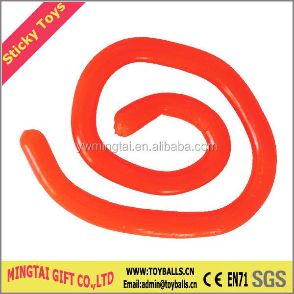 Sticky Amp Stretchy Toys : Sticky stretchy cords or string toys plastic soft tpr