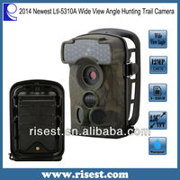 Infrared 12MP Solar IR Hunting Camera with 940nm Night Vision with Trigge Time 0.6s Ltl 5310A