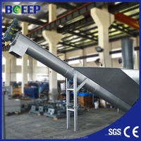 Used sand filter for waste water treatement