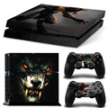 werewolf decal for PS4 for Playstation 4 console Vinyl skin sticker